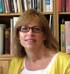 Academy Librarian, Gail Scanlon