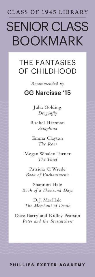 GG Narcisse '15