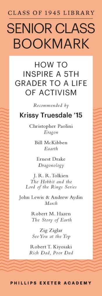 Krissy Truesdale '15