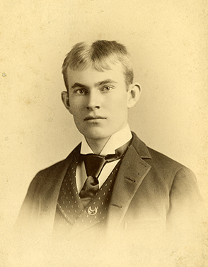 William Boyce Thompson, PEA 1890